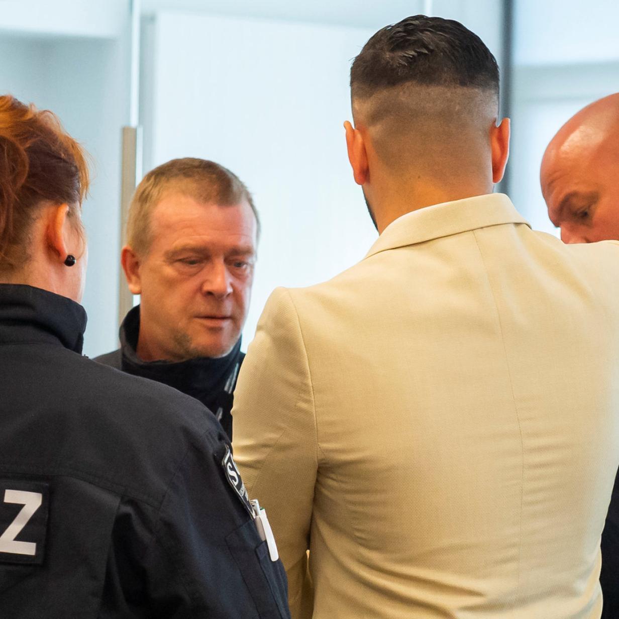 Messerangriff von Chemnitz: Neuneinhalb Jahre Haft für Alaa S.