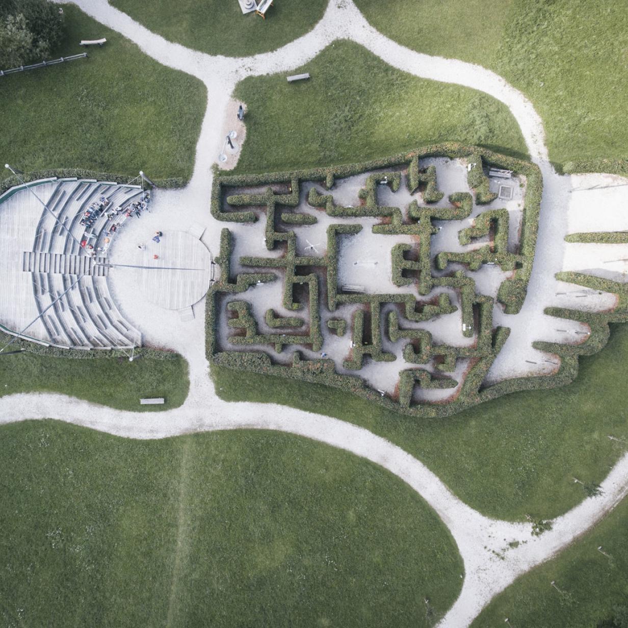 Wo wir in Österreich unseren grünen Fußabdruck sehen können