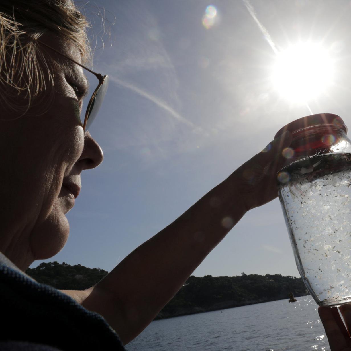 Mikroplastik: Wie ein heimischer Experte das Risiko einstuft