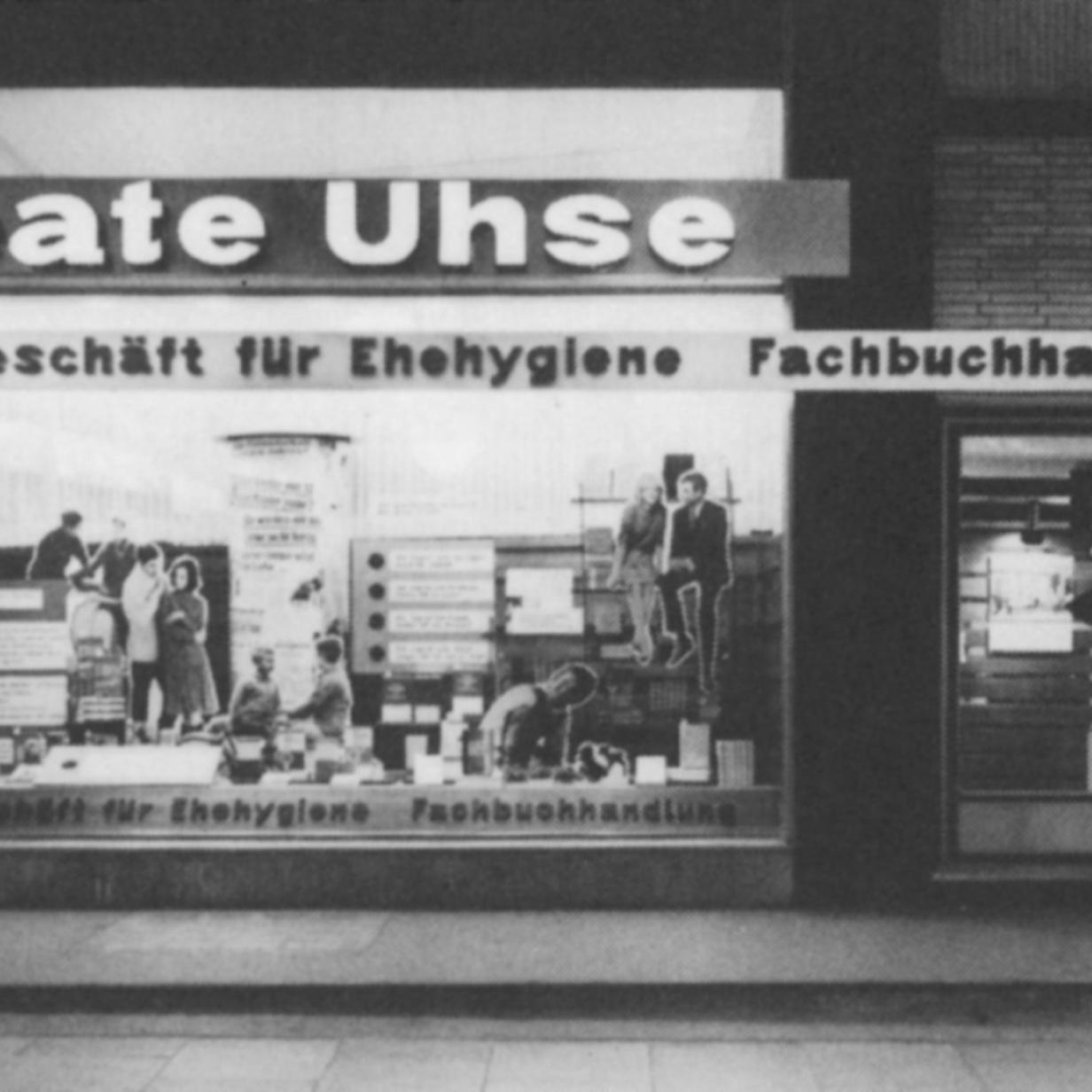 """Beate Uhse und ihr Erbe: Von der """"Ehehygiene"""" zum Lifestyle-Trend"""