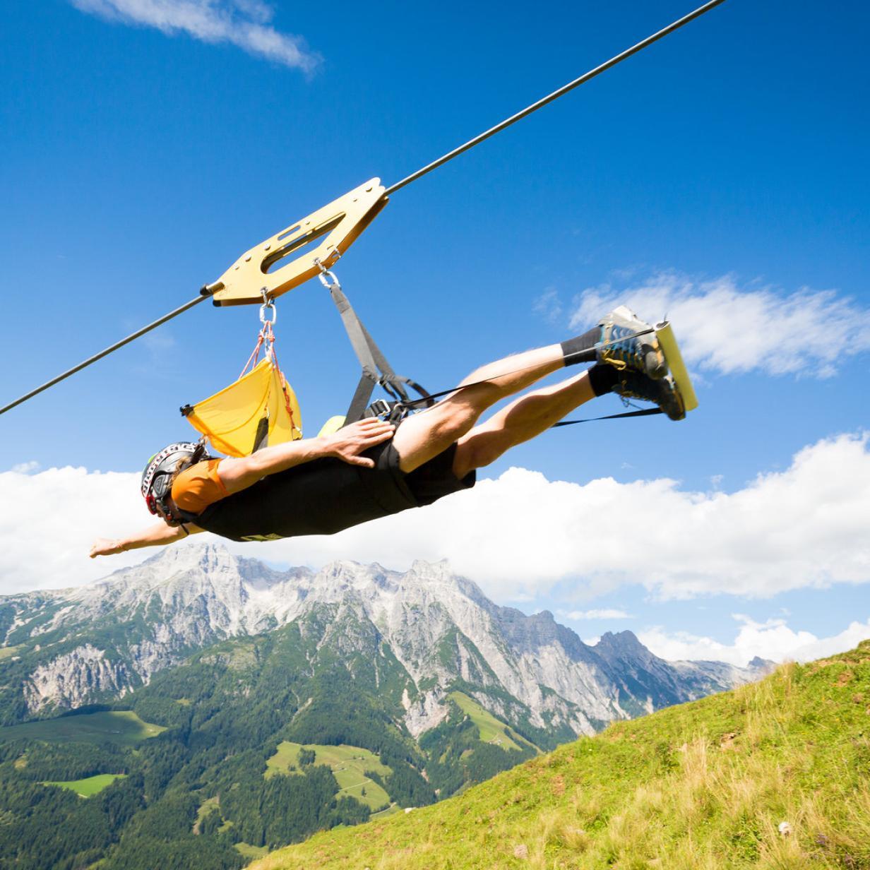 Mehr Gäste im Sommer: Attraktionen in schwindelnden Höhen