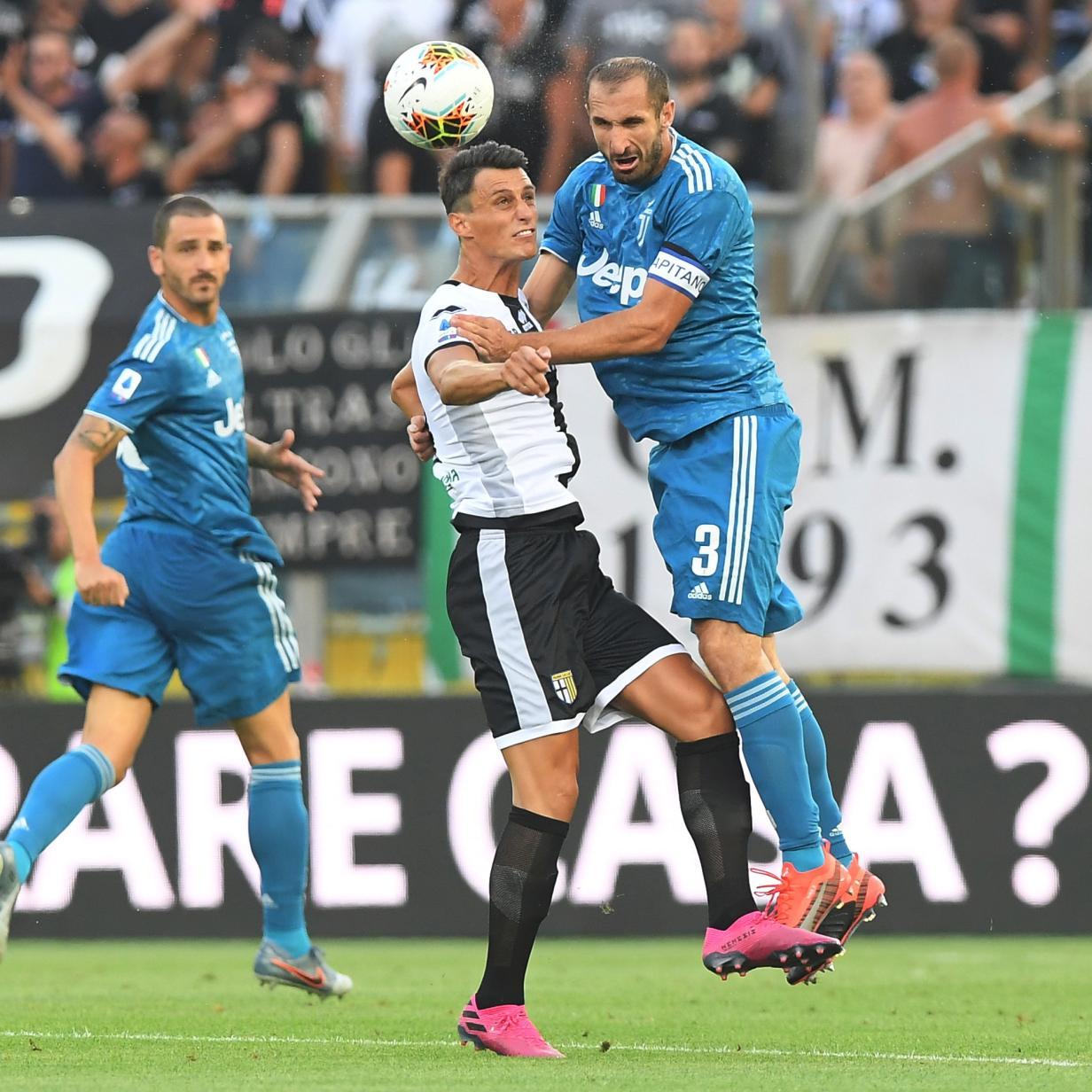 Italien: Serienmeister Juve beginnt neue Saison mit 1:0 in Parma