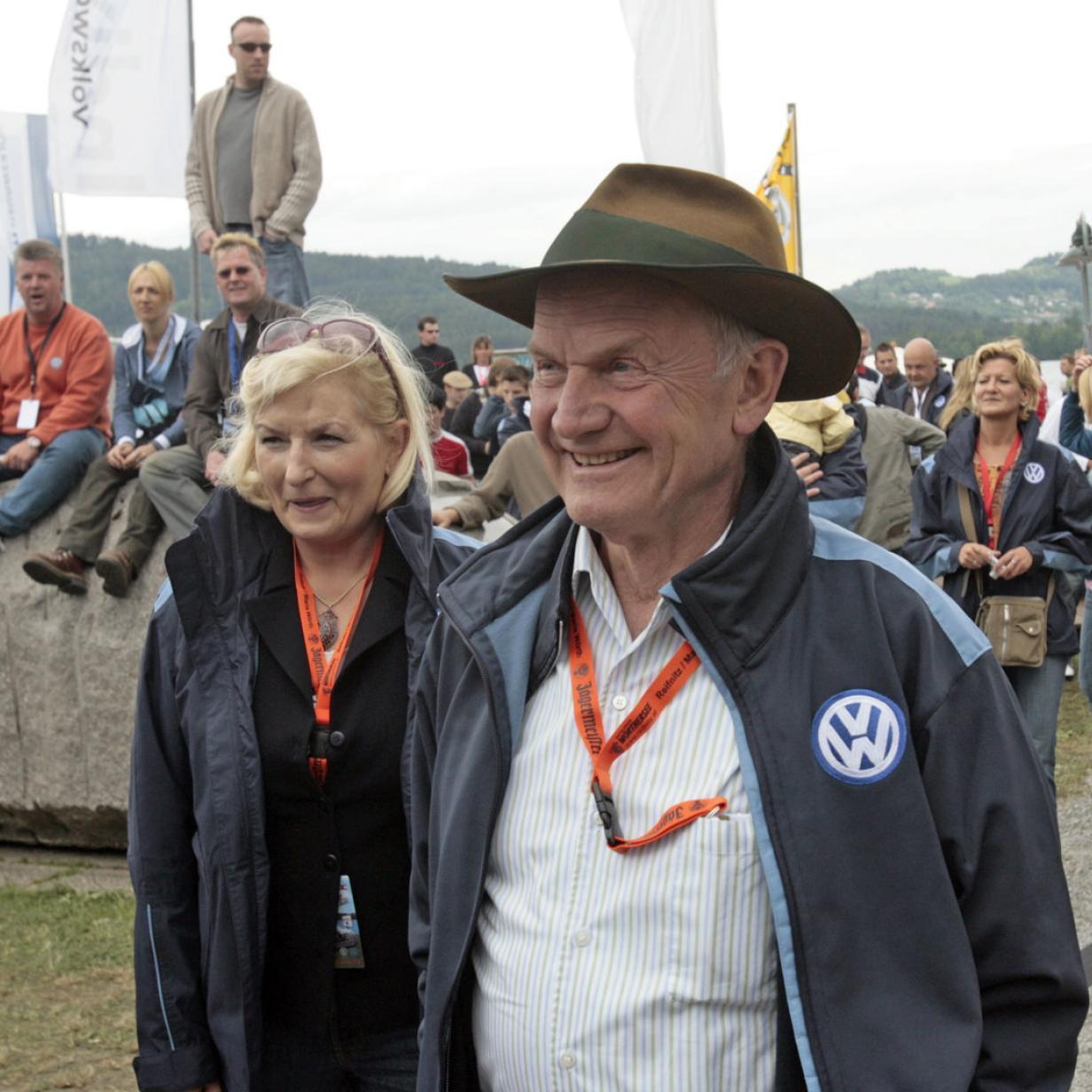 Piech jasmin Porsche family