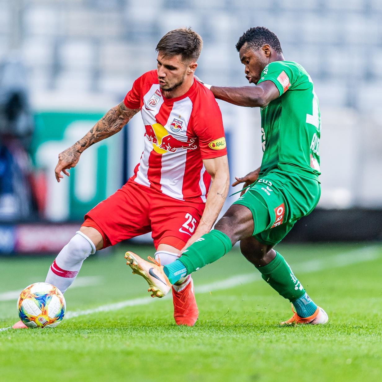 Transfer-Ticker: Salzburg verlängert mit Patrick Farkas