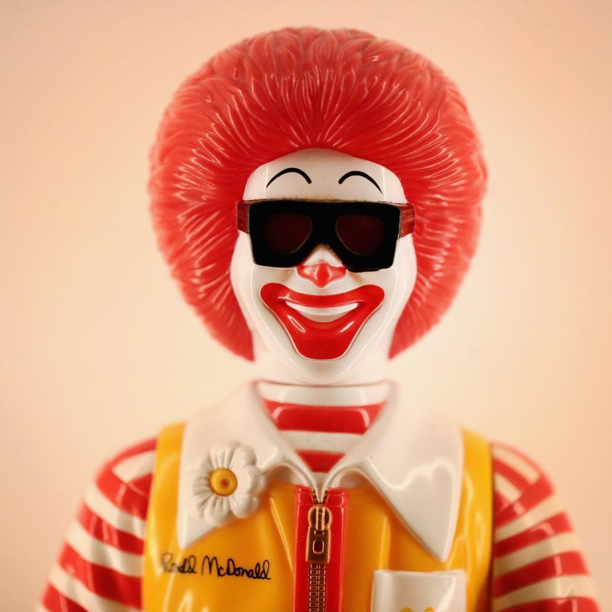 Angst vor Clowns: Burger King legt sich mit McDonald's an