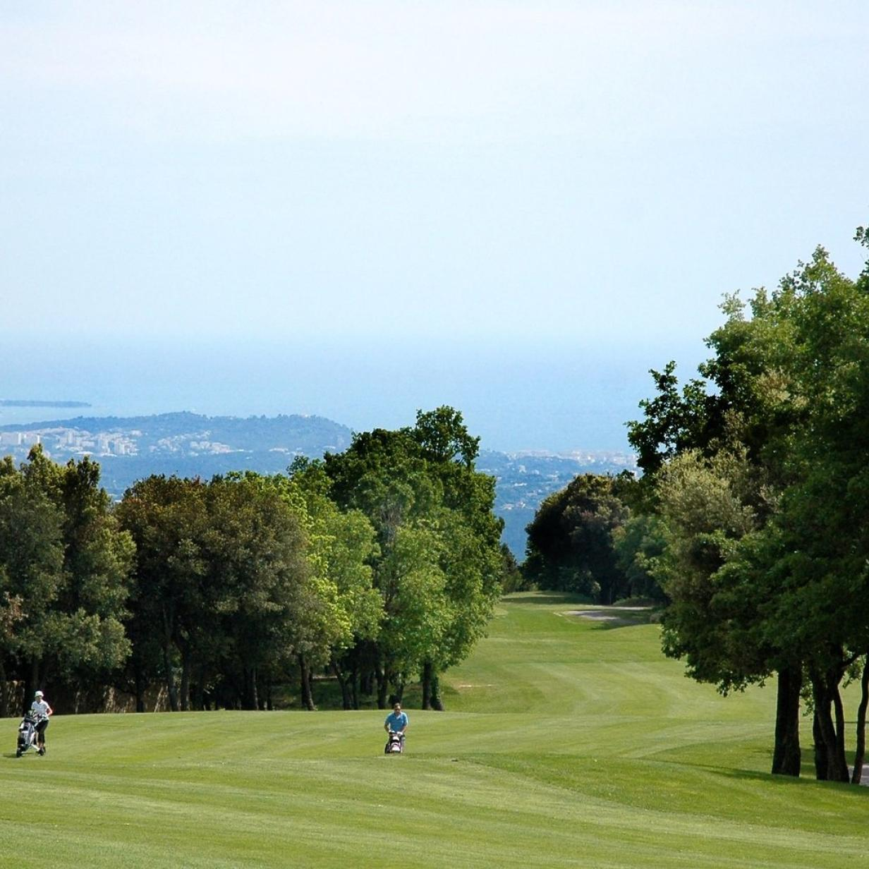Côte d'Azur: Die schönsten Golfplätze an der französischen Riviera