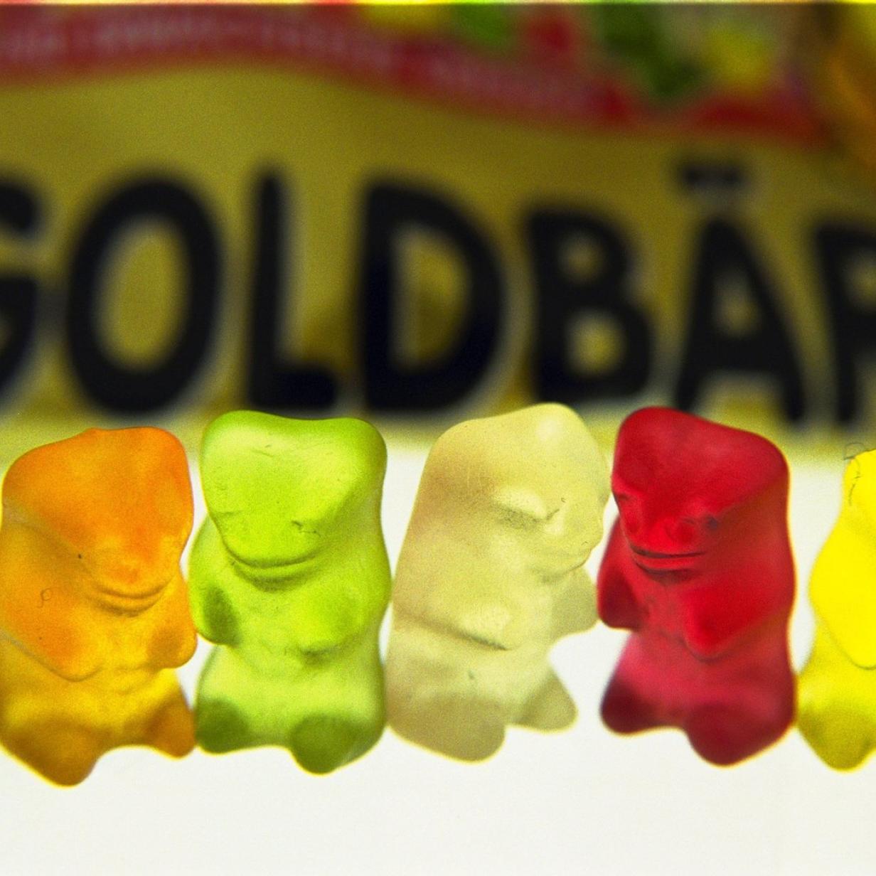 Haribo bietet Gummibärchen jetzt auch nach Farben sortiert an
