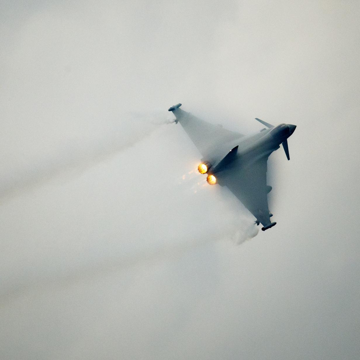 Italien: Kampfjet eskortierte aus Österreich gestartete Maschine
