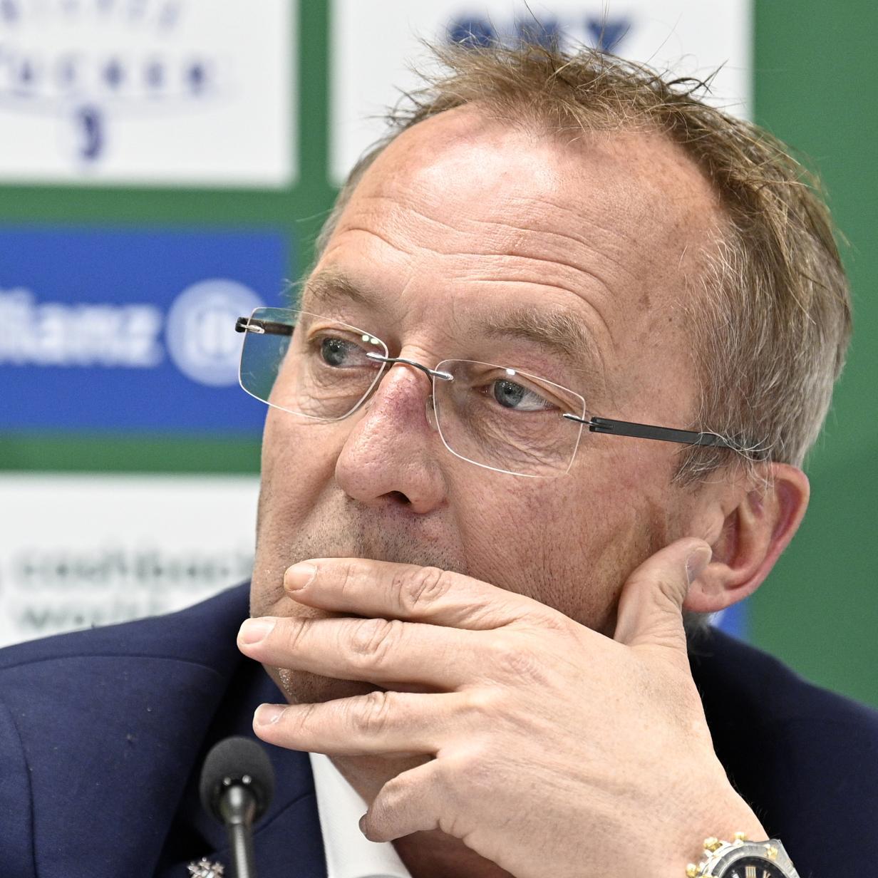 Ex-Rapid-Sportdirektor Bickel hat einen neuen Job
