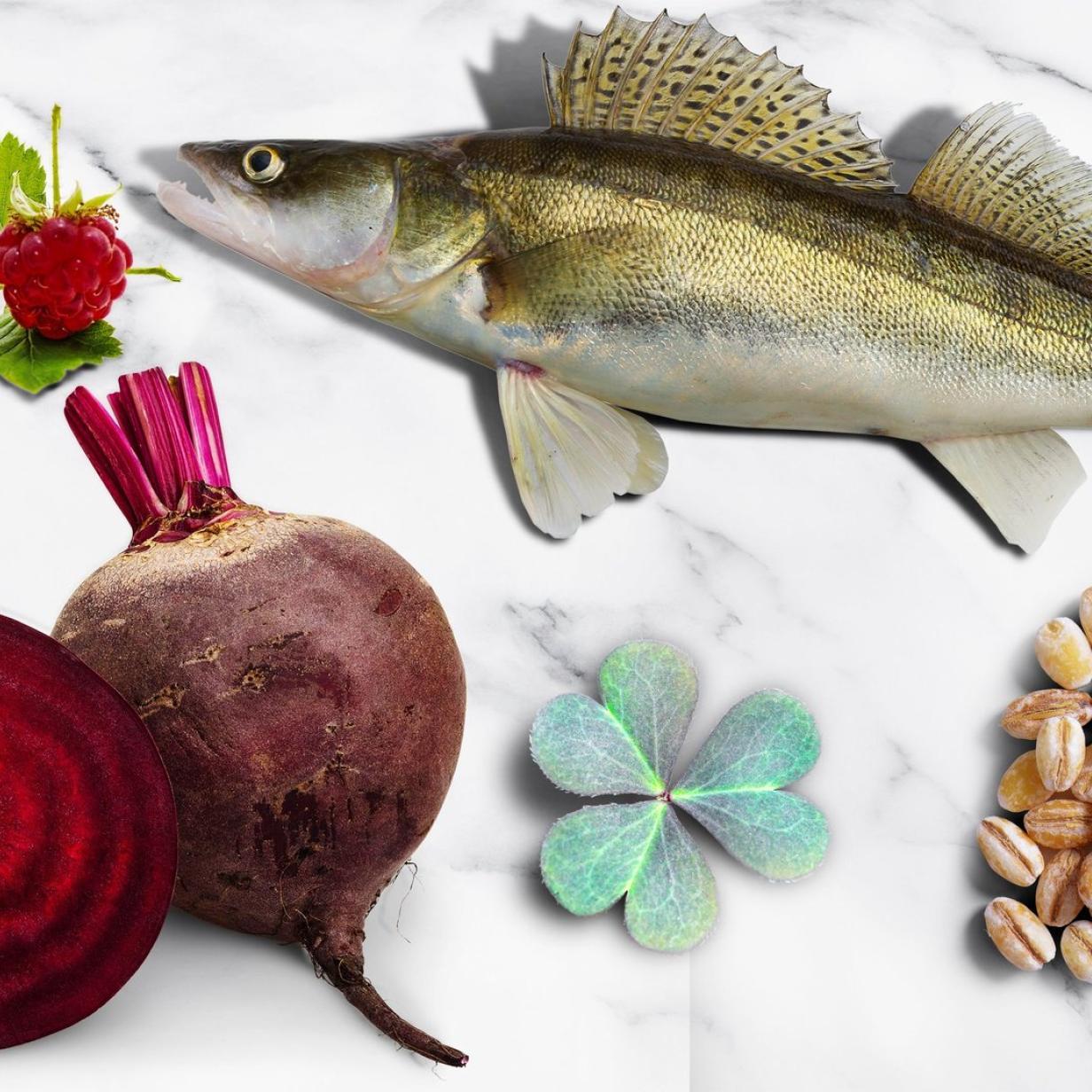 Genuss & Food - Cover