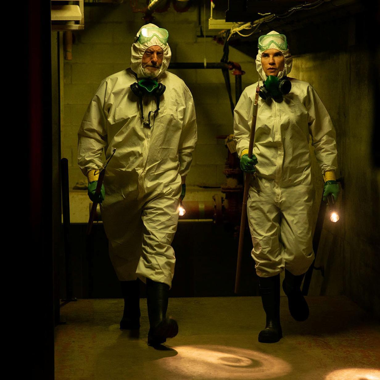"""Neu zum Streamen: Ebola-Thriller und Einblicke in Trumps """"Haussender"""""""