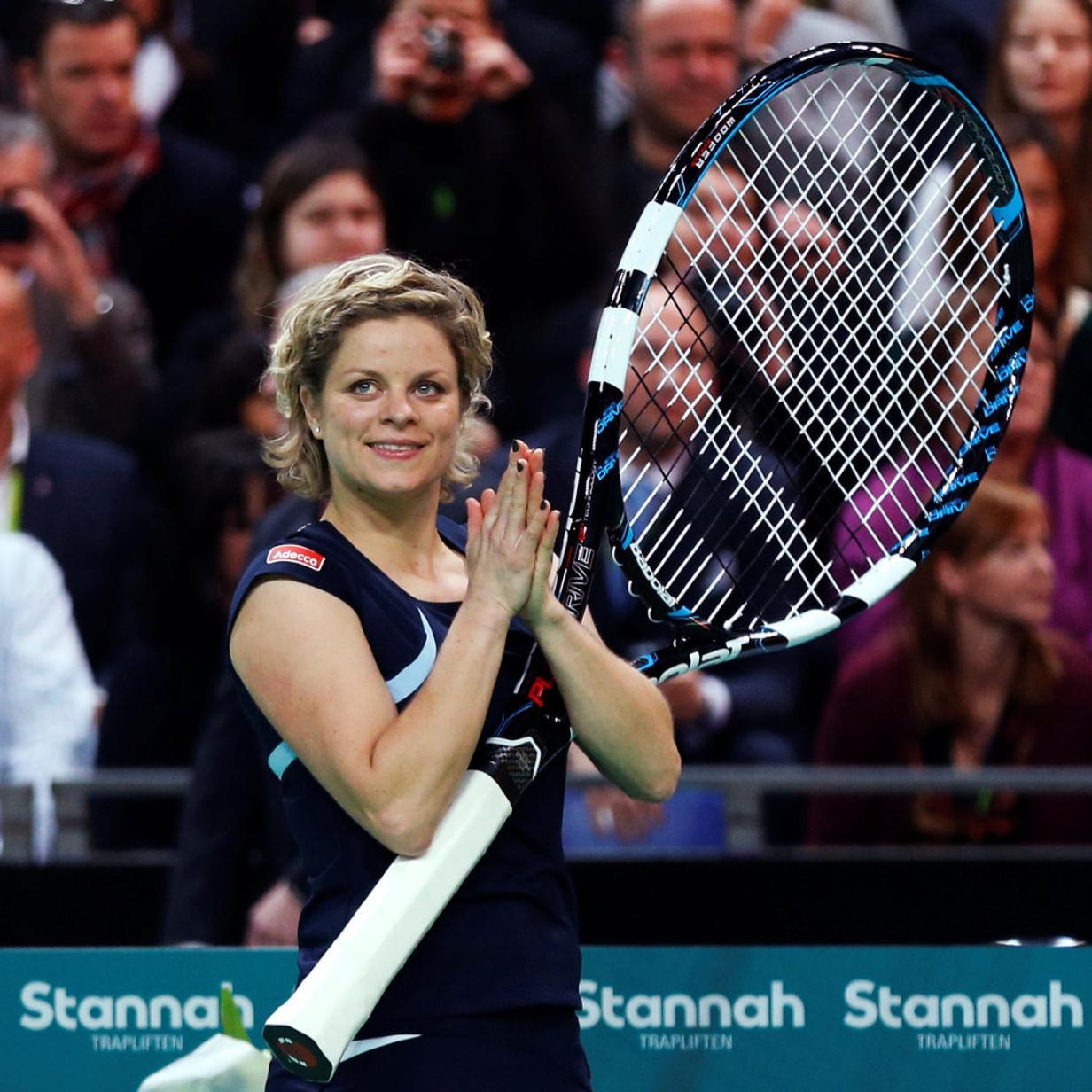 Mamma mia: Kim Clijsters plant mit 36 ein Comeback