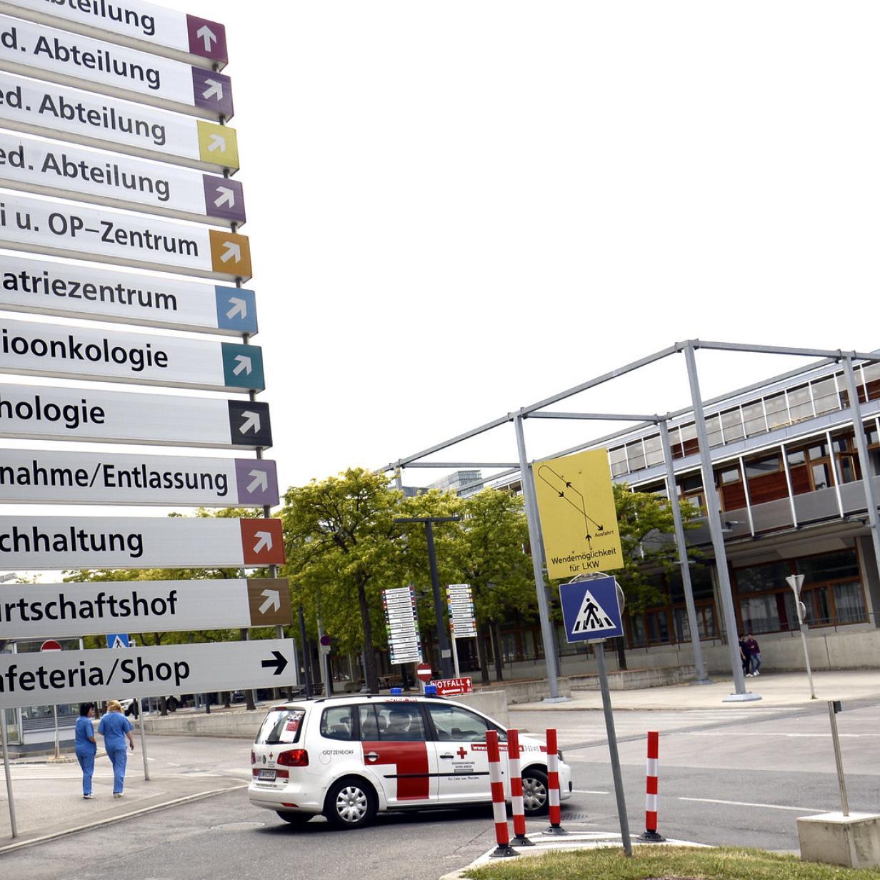 Kaiser-Franz-Josef-Spital nach Fehlalarm evakuiert