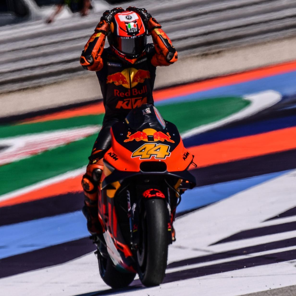 MotoGP: KTM-Pilot Espargaro überrascht im San-Marino-Qualifying