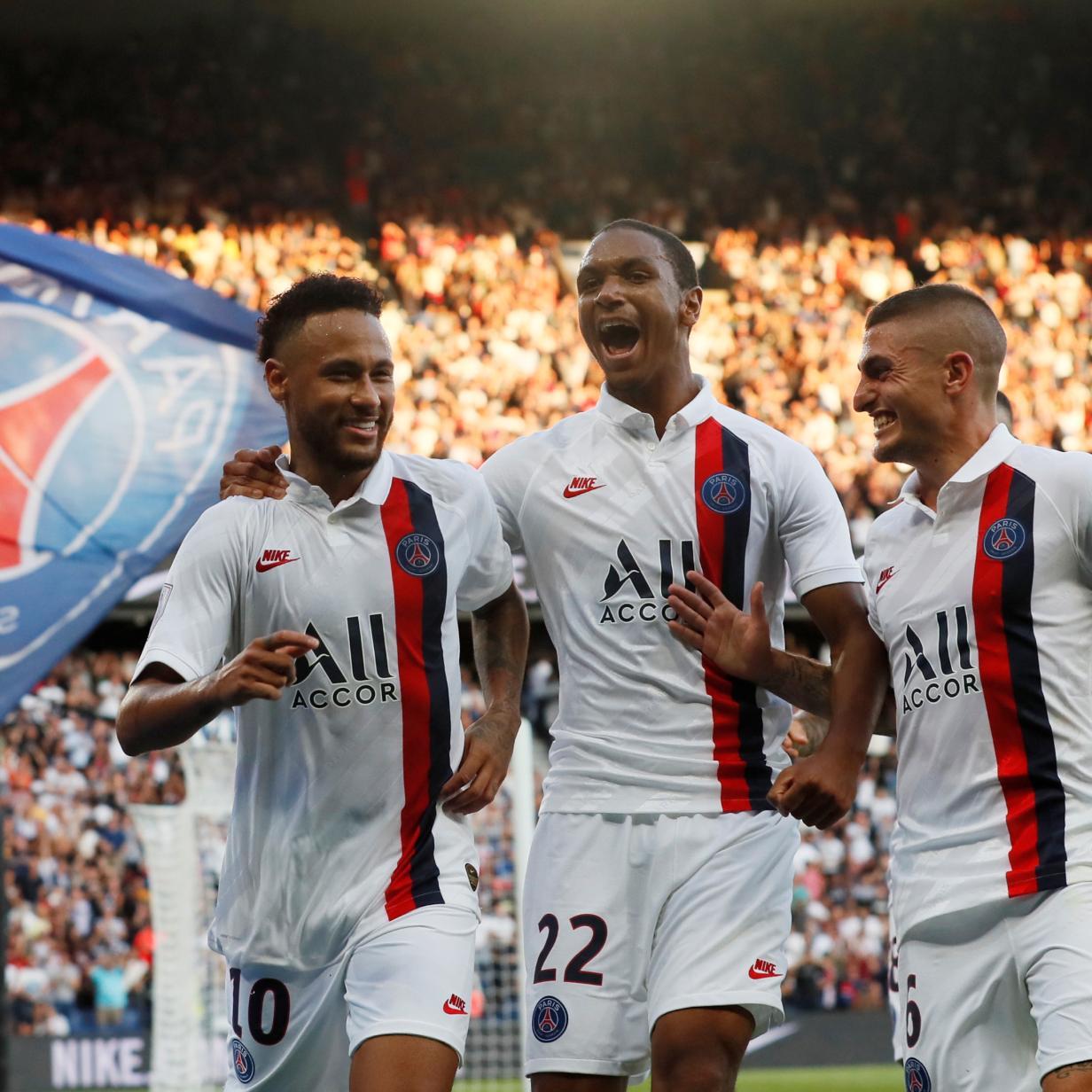 Neymar krönt Comeback für PSG mit Siegtor in der Nachspielzeit