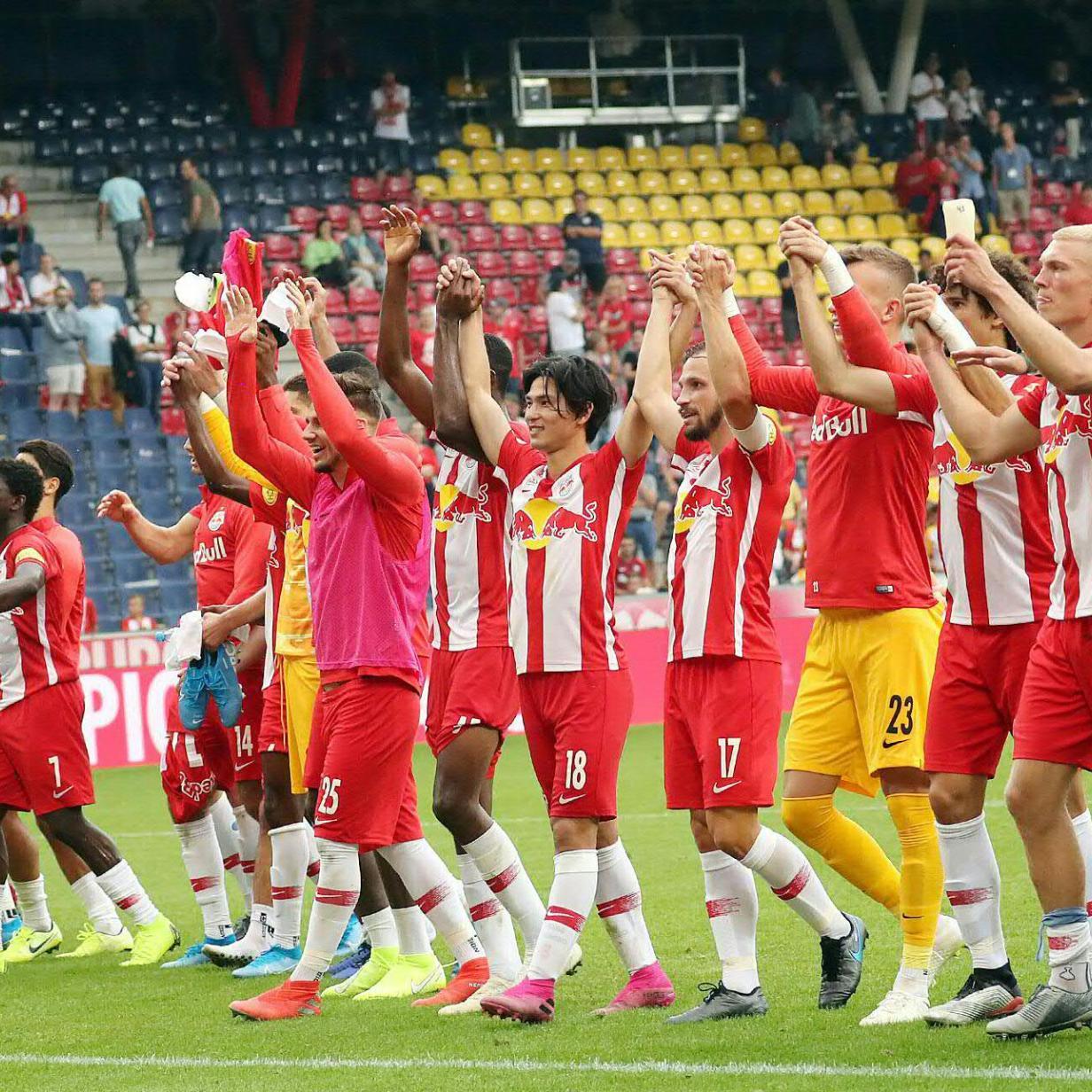 Champions League: Vieles spricht für den Salzburger Traumstart