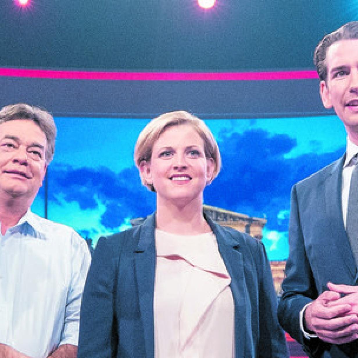 ÖVP, Neos und Grüne: Kann diese Koalition klappen?