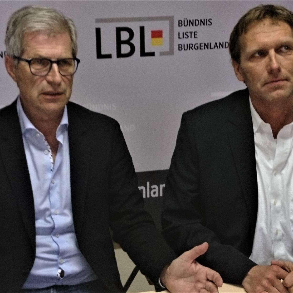 Burgenland: Ex-Blaue wollen blauen Klubchef Geza Molnár klagen