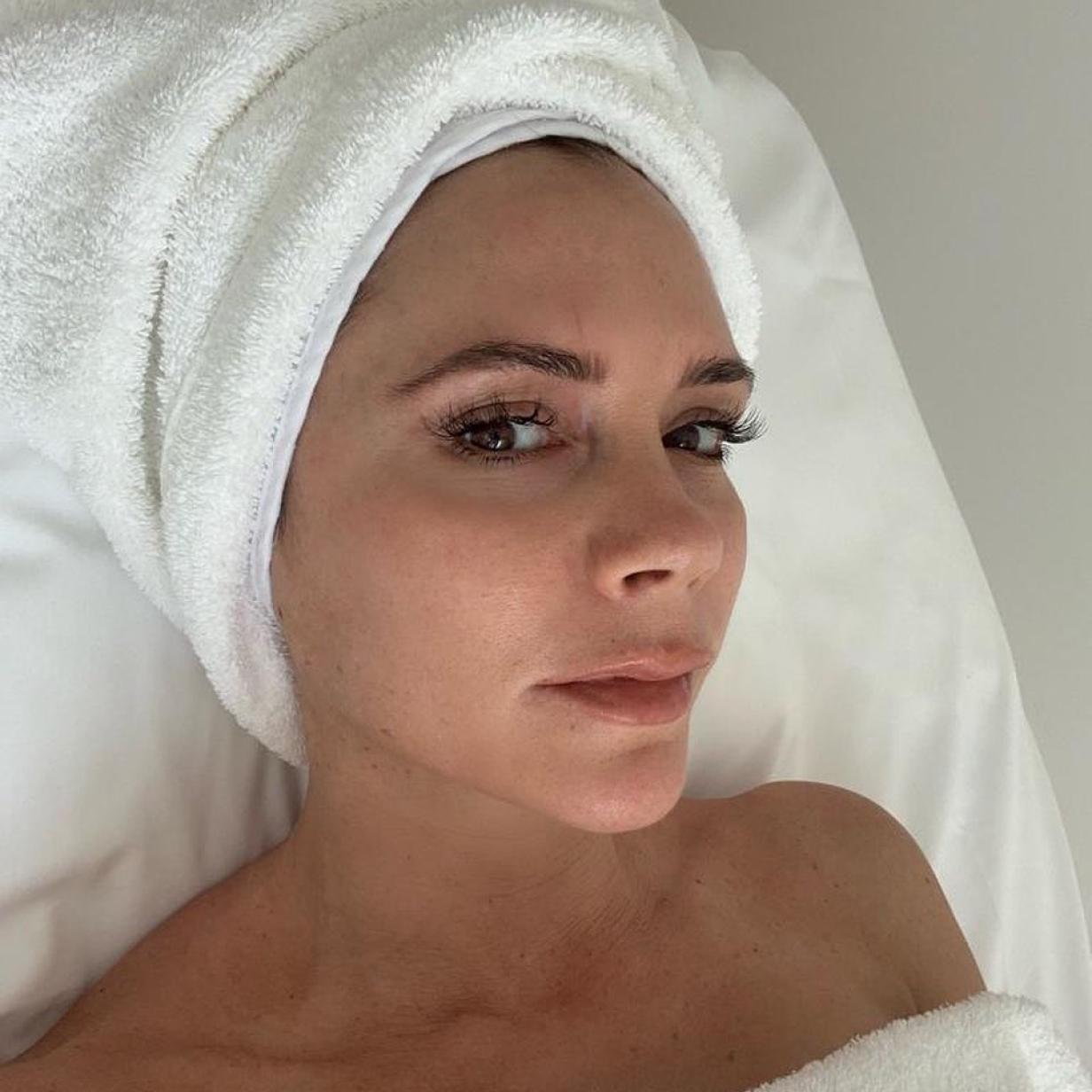 Victoria Beckhams ungewöhnlicher Tipp für strahlende Haut