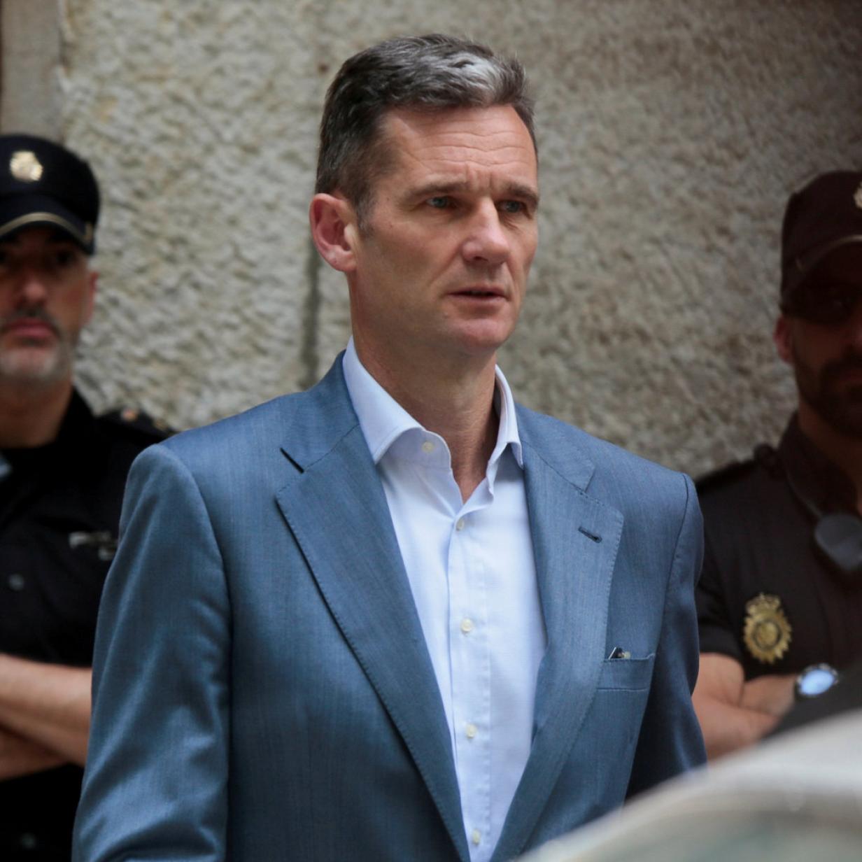 Spanien: Schwager von König Felipe darf zeitweise aus dem Gefängnis