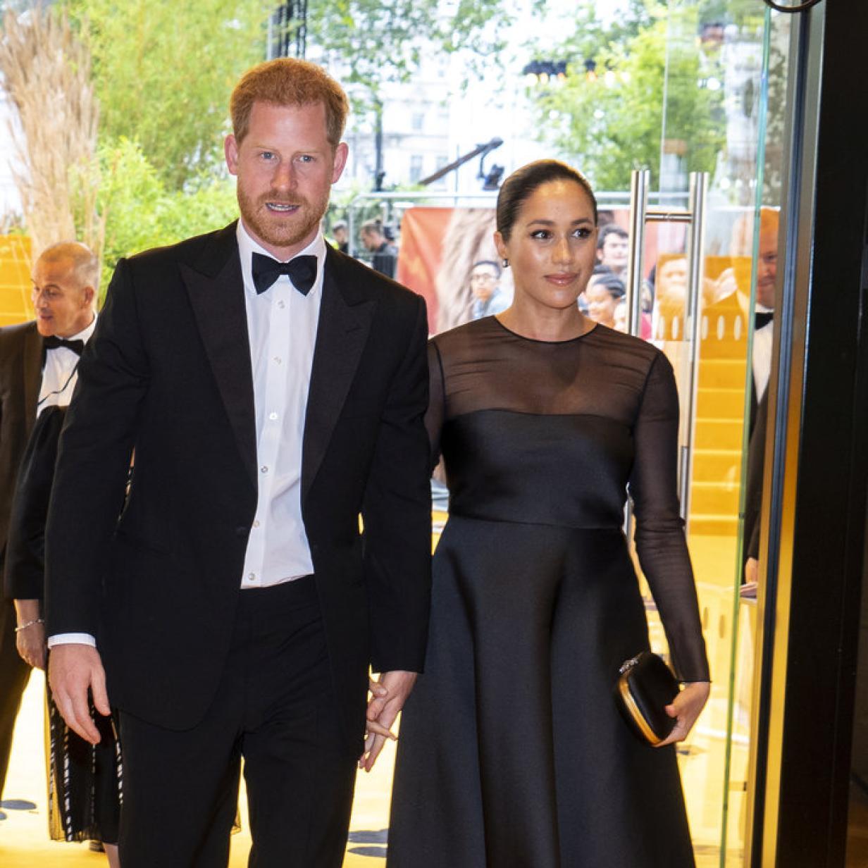 Meghan und Harry für Hochzeit nach Rom gereist