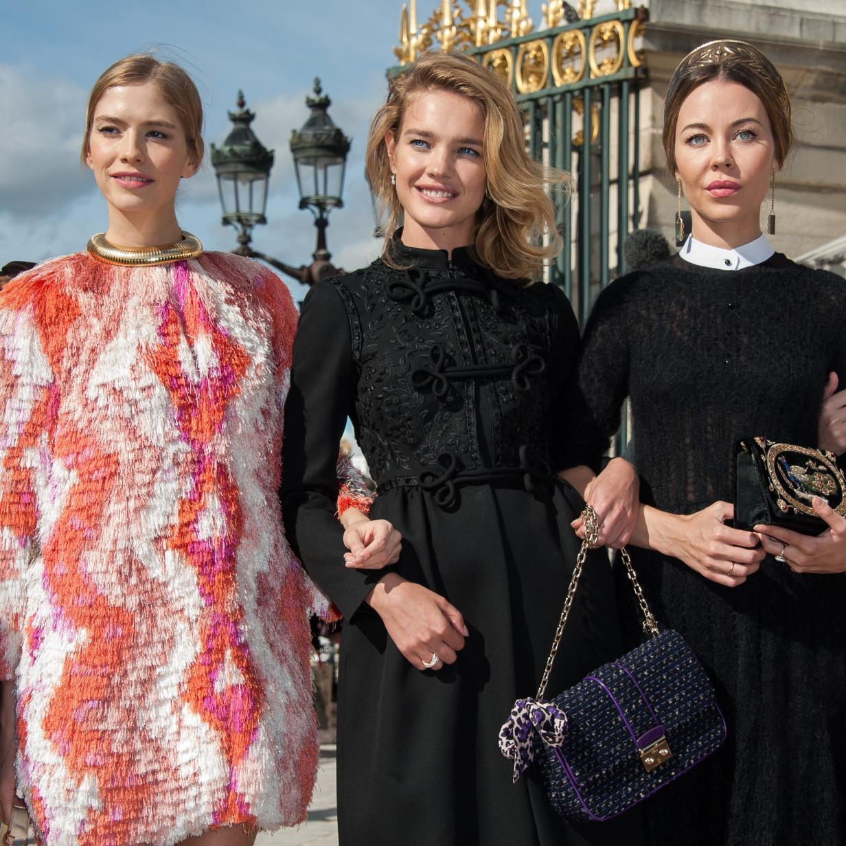 Tschüss Protz-Mode: Wie sich Russinnen heutzutage kleiden