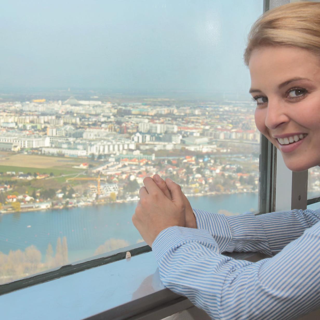 Ein Mädchen für Ex-Miss und ORF-Moderatorin Christine Reiler