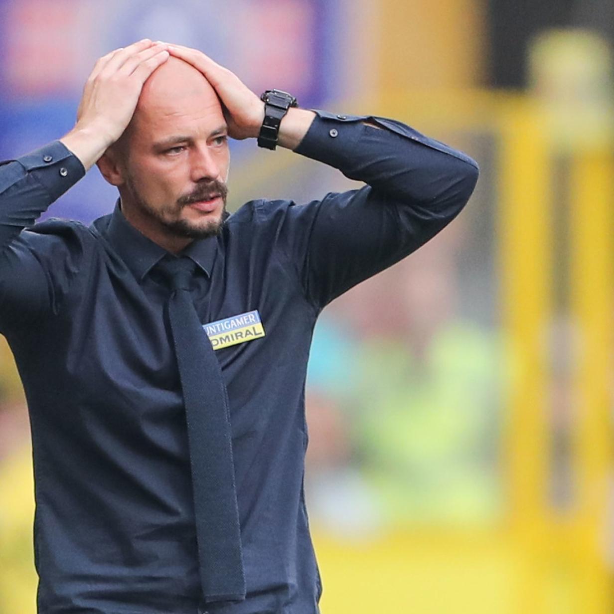 """Sturm Graz in Rage: """"Das macht mich verrückt"""""""