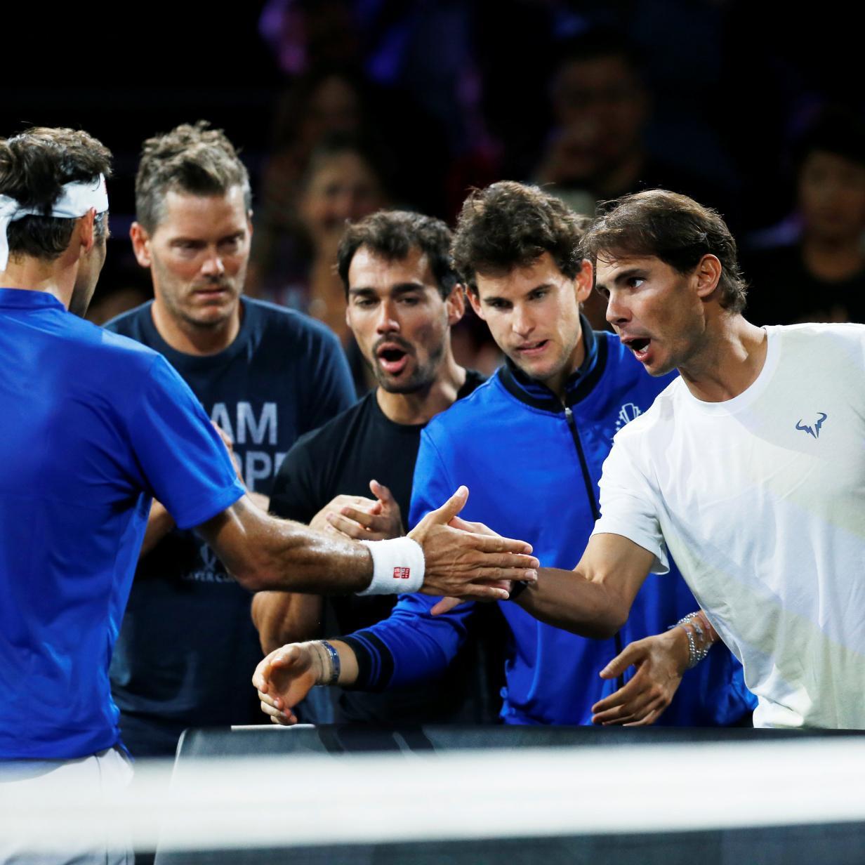 """Federer mit Sonderlob für Thiem: """"Riesenchampion jetzt schon"""""""