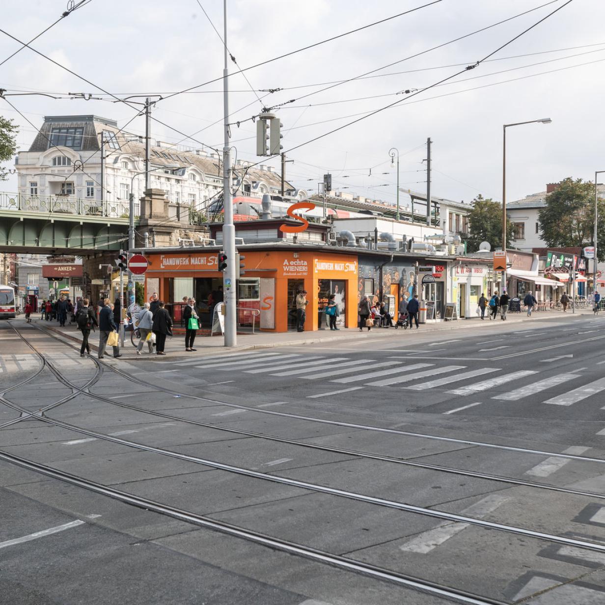 Kein Geld: Umbau des Gersthofer Platzls verzögert sich erneut