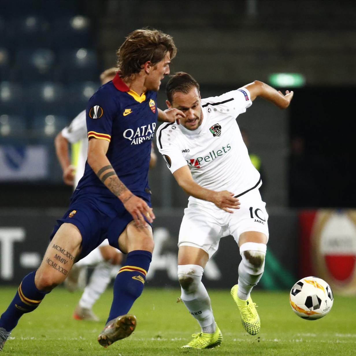Letztes EL-Spiel: In Rom will der WAC Eindruck hinterlassen
