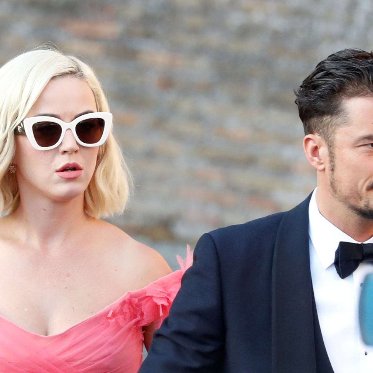 Katy Perry und Orlando Bloom sollen Winter-Hochzeit planen