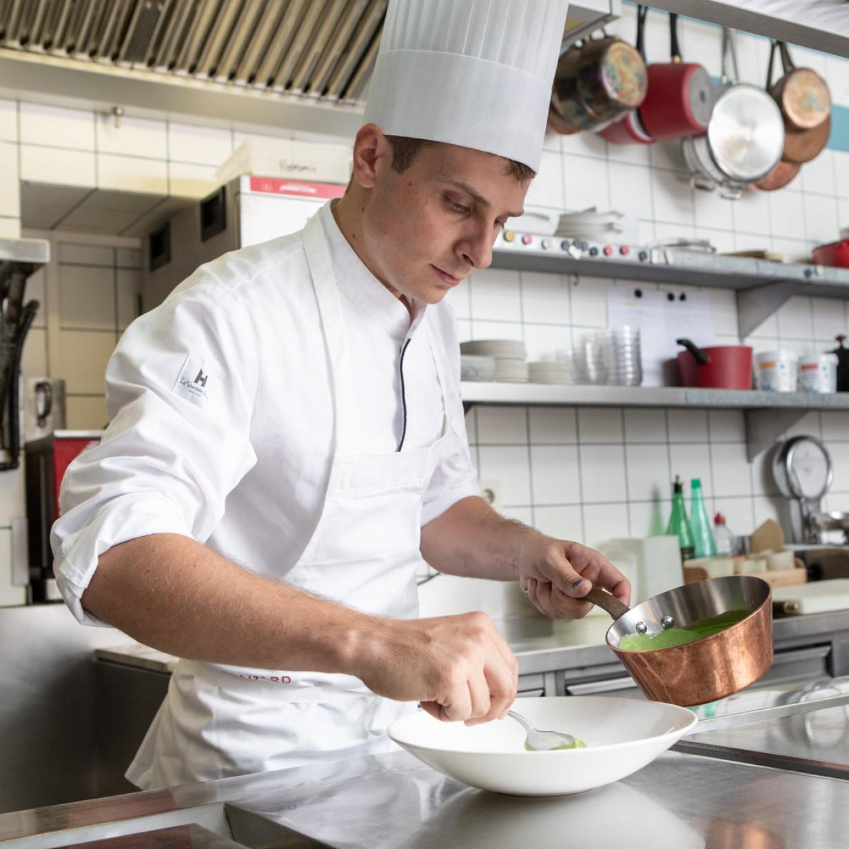 Pasta-Weltmeister aus Wien? Warum Sie diesen Koch kennen müssen