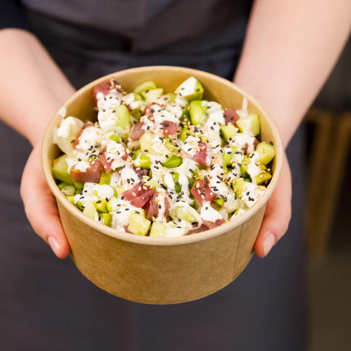 Top 5 Hawaii-Feeling: Die besten Poke Bowls in Wien