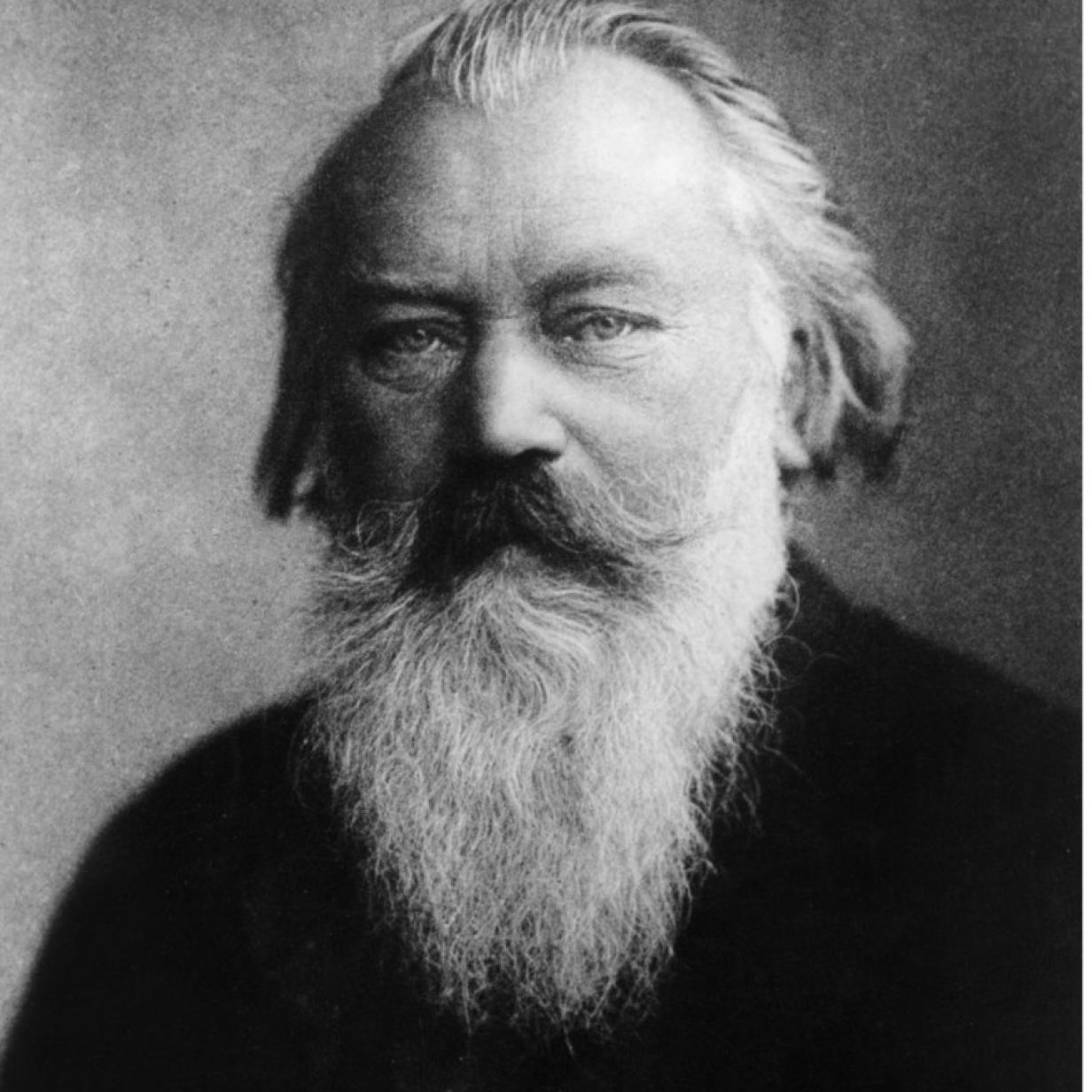 Alles aus Neugier: Brahms lag im Papierkorb