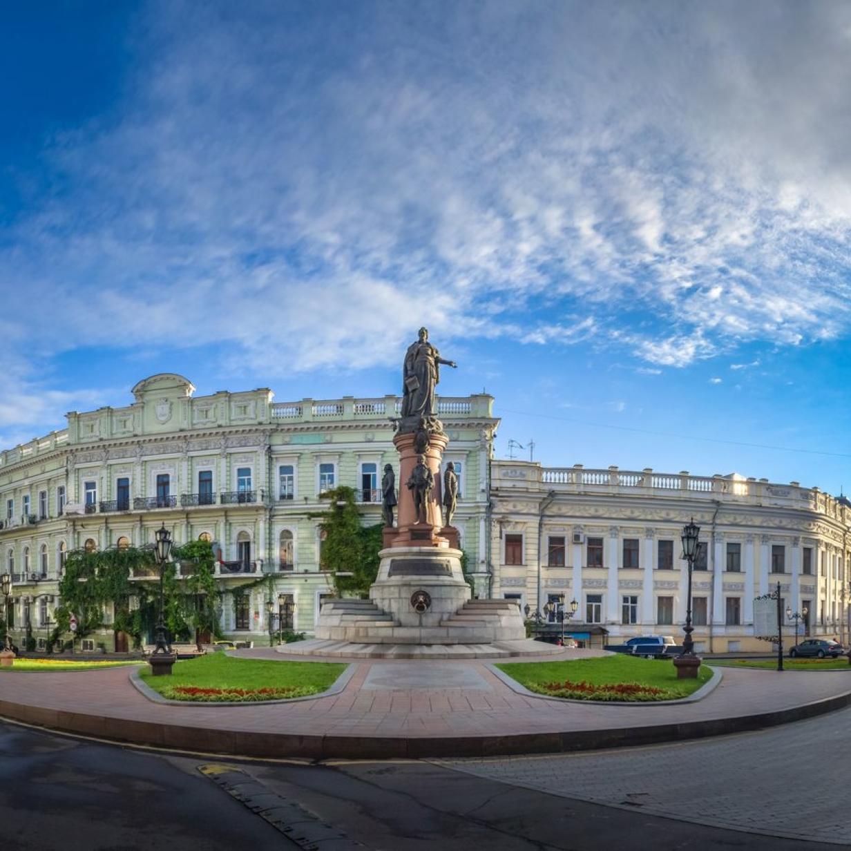 Nostalgie und Aufbruch: Das alte und das neue Odessa