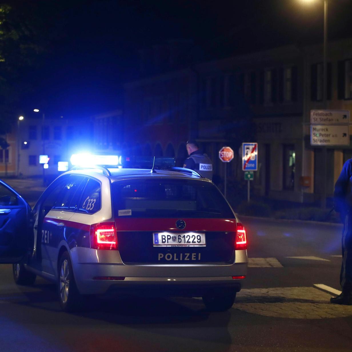 Schüsse in Wien: Mann lief mit Messer durch die Quellenstraße