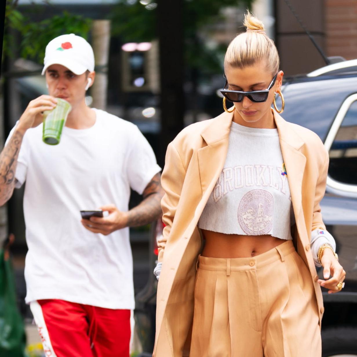 Warum Justin und Hailey Bieber auf ihre Flitterwochen verzichten