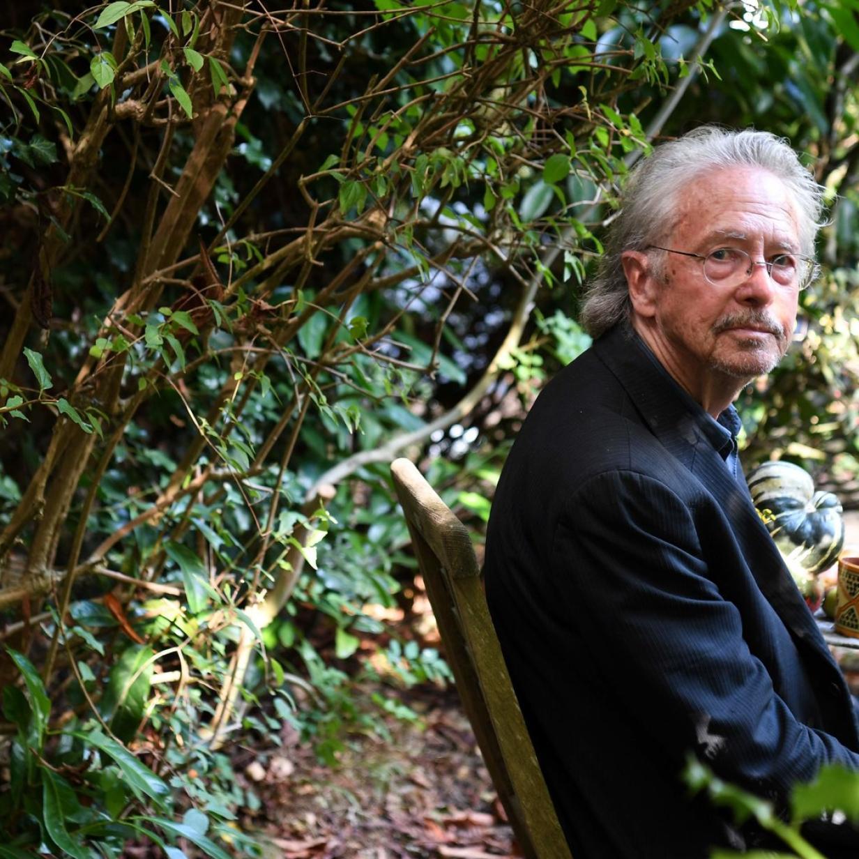 """Peter Handkes Bücher: Er öffnet die Tür und fragt """"Wer bin ich?"""""""