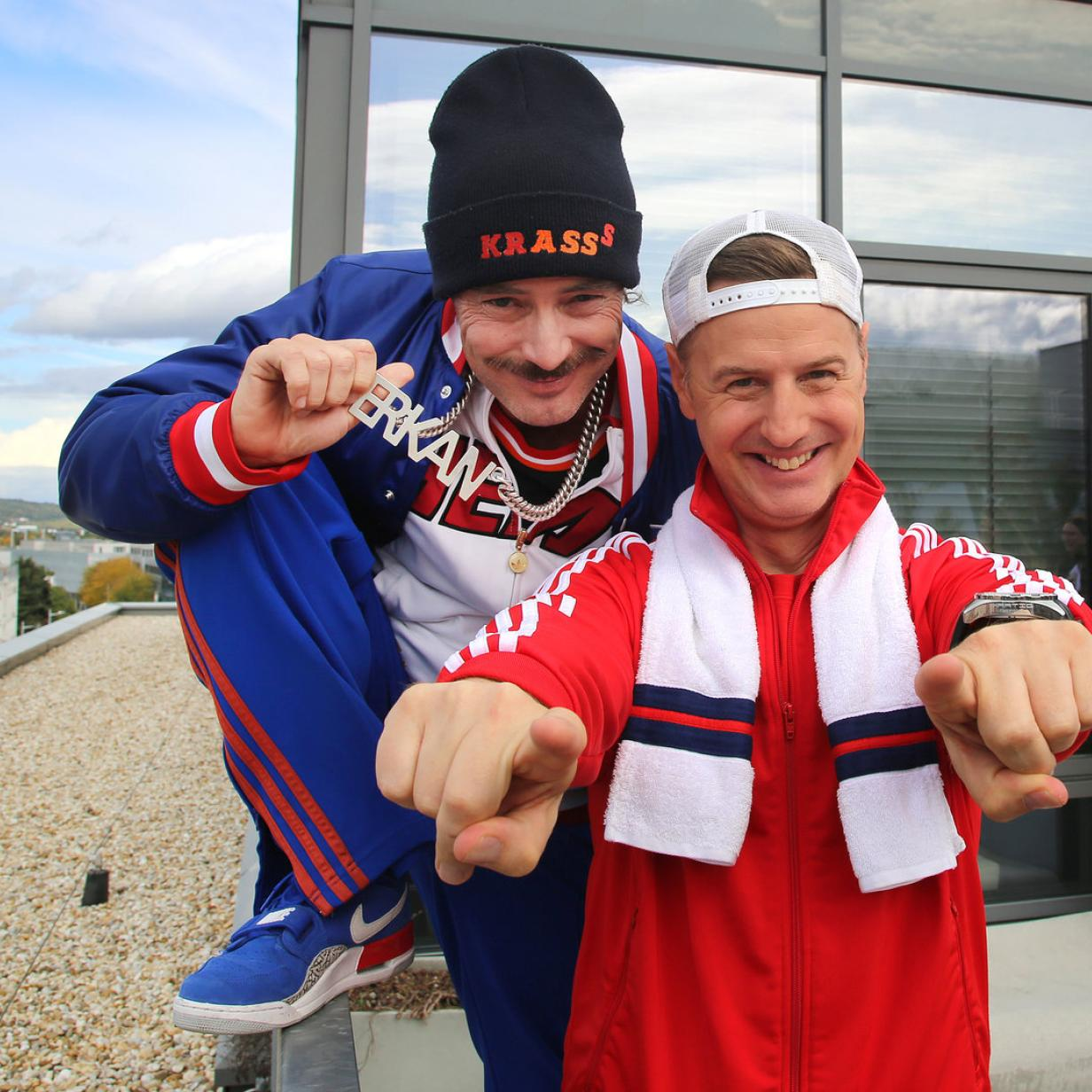 Voll krass: Comedy-Duo Erkan und Stefan geben ihr großes Comeback
