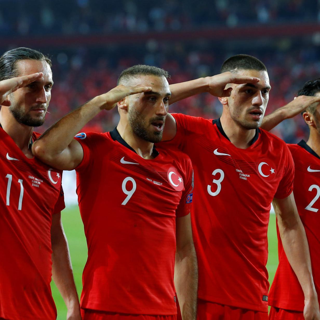 Militärgruß türkischer Nationalspieler: UEFA ist alarmiert