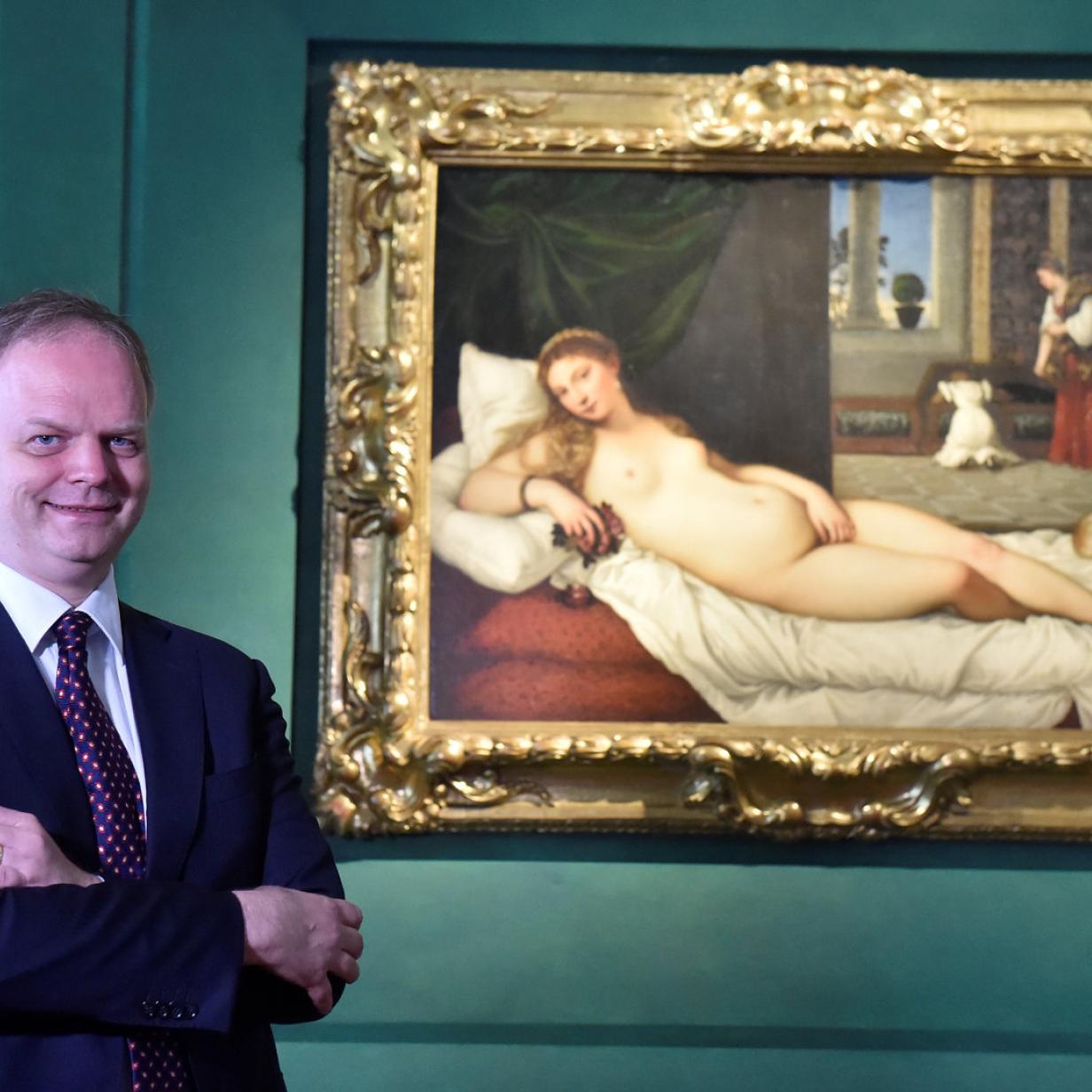 Eike Schmidt bleibt Direktor der Uffizien in Florenz