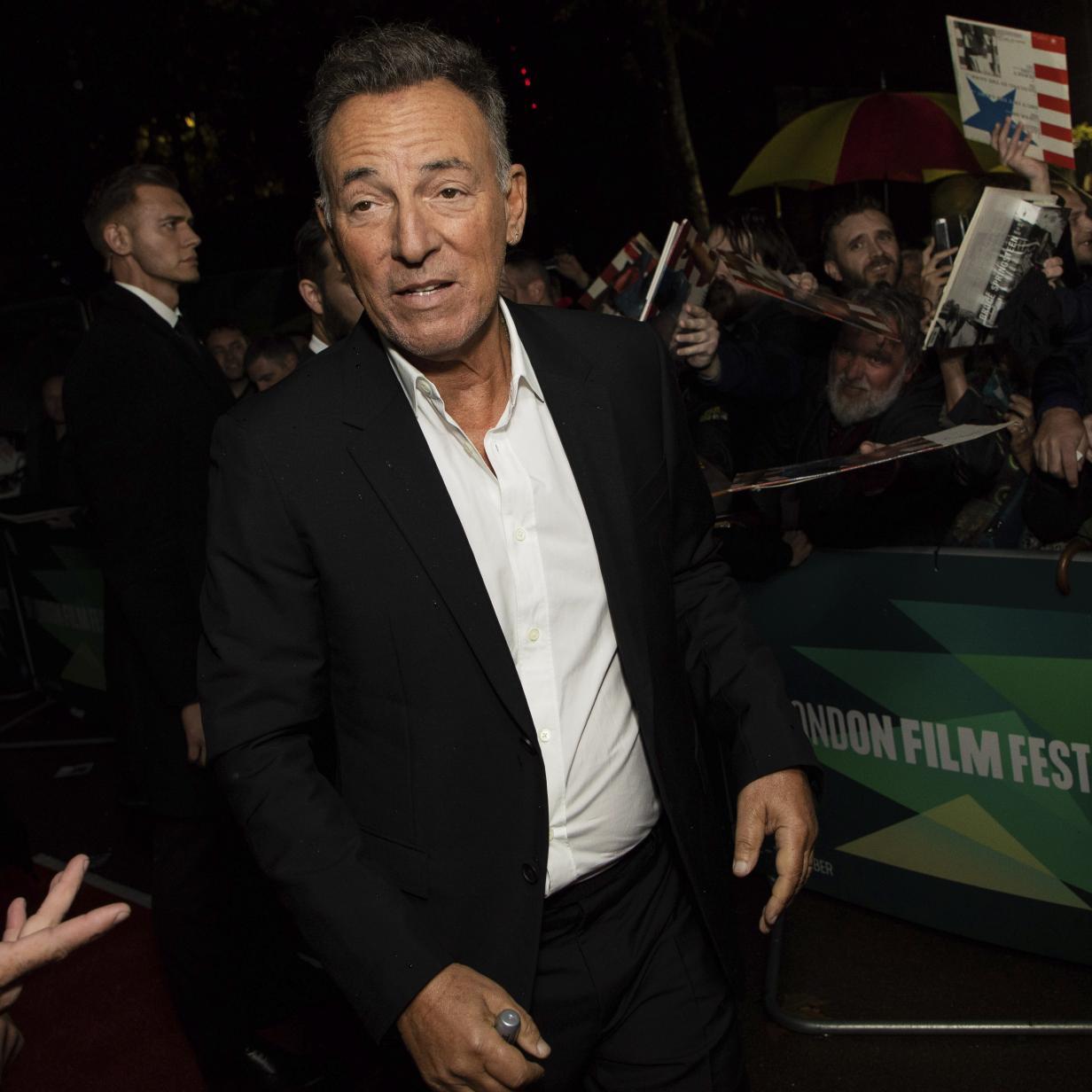 """Bruce Springsteen stellt seinen Film """"Western Stars"""" vor"""