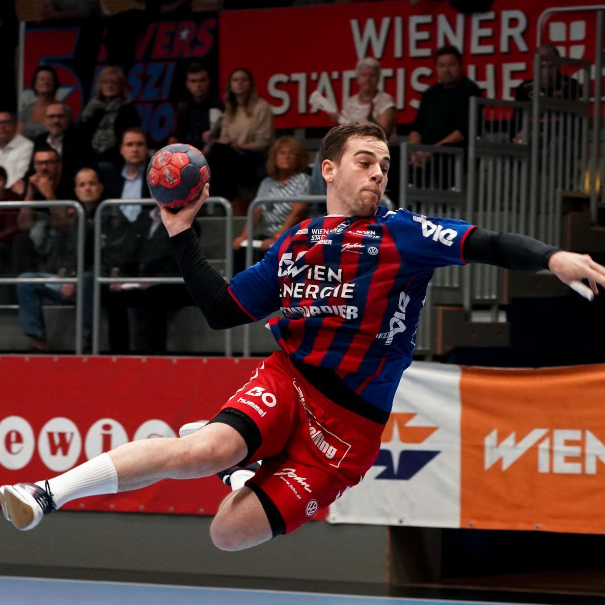 Handball: Fivers gewinnen Derby bei West Wien