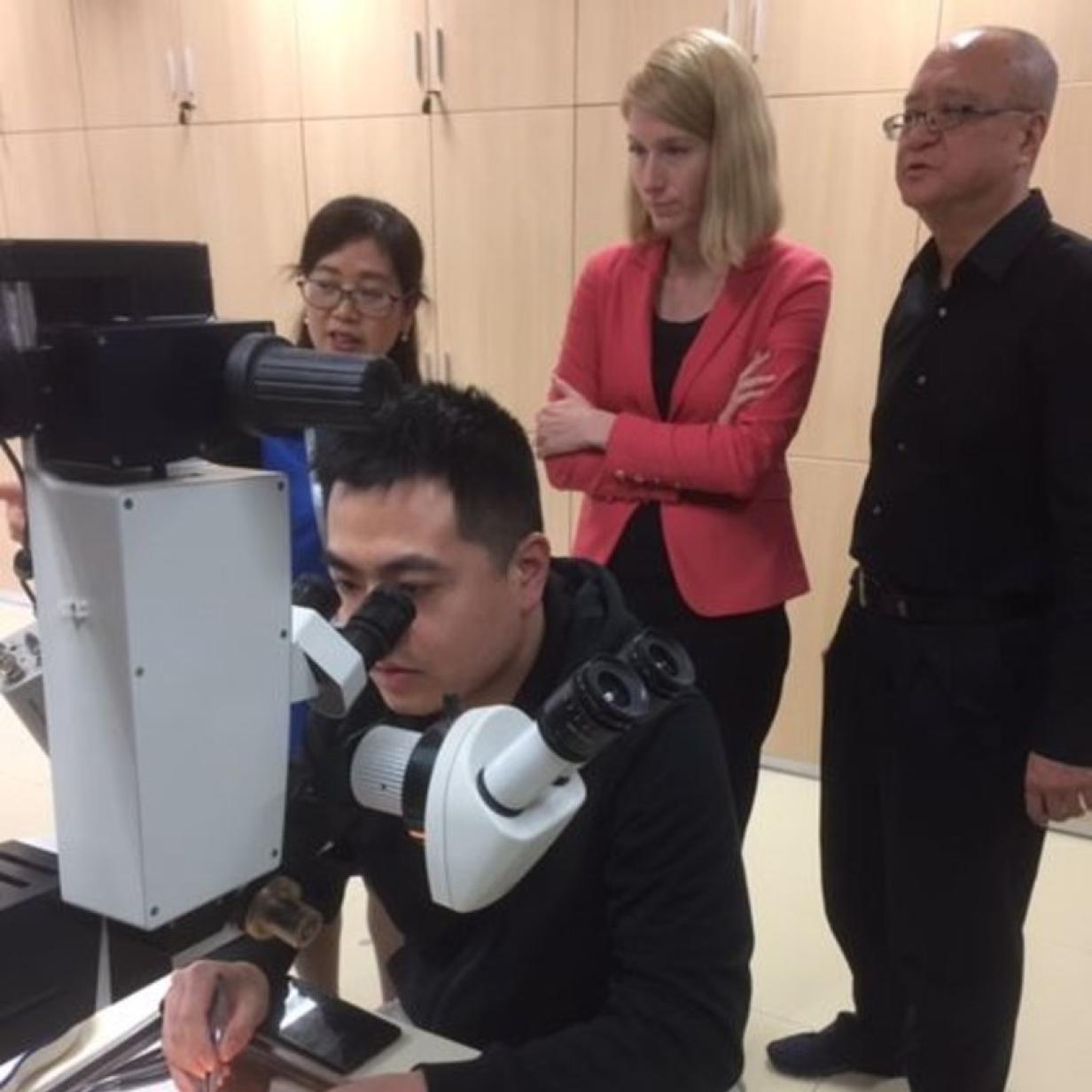 Datenerfassung im Spital über Gesichtserkennung