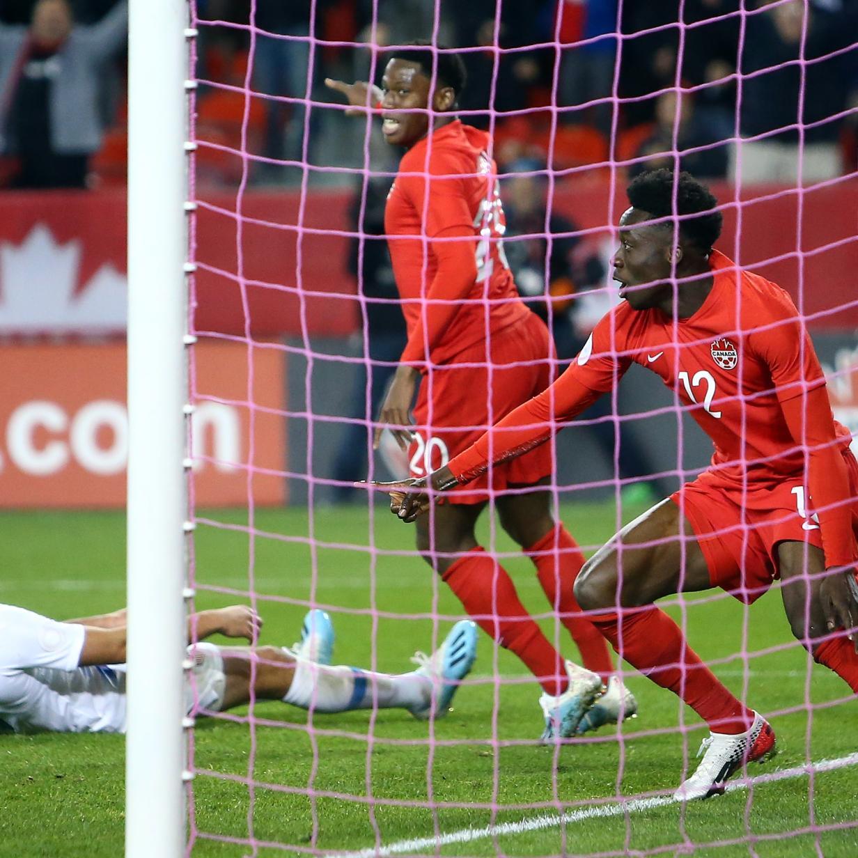 Fußball-Splitter: US-Team verlor erstmals seit 1985 gegen Kanada