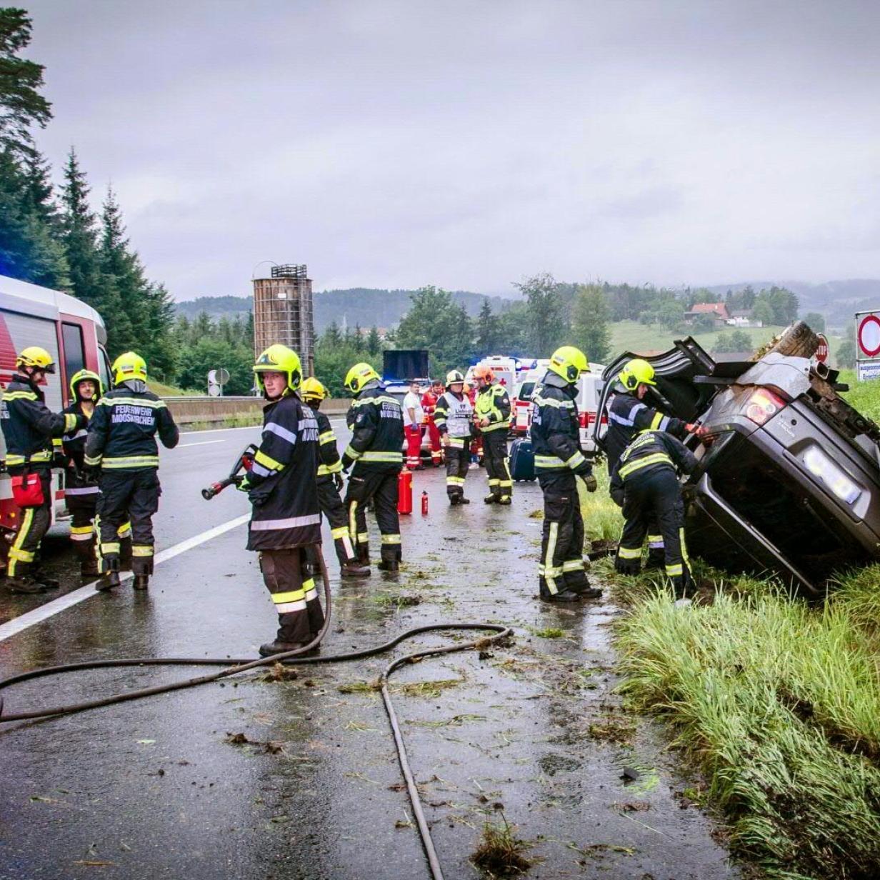 Verkehrsunfälle kosten jährlich mehr als 300 Millionen Euro