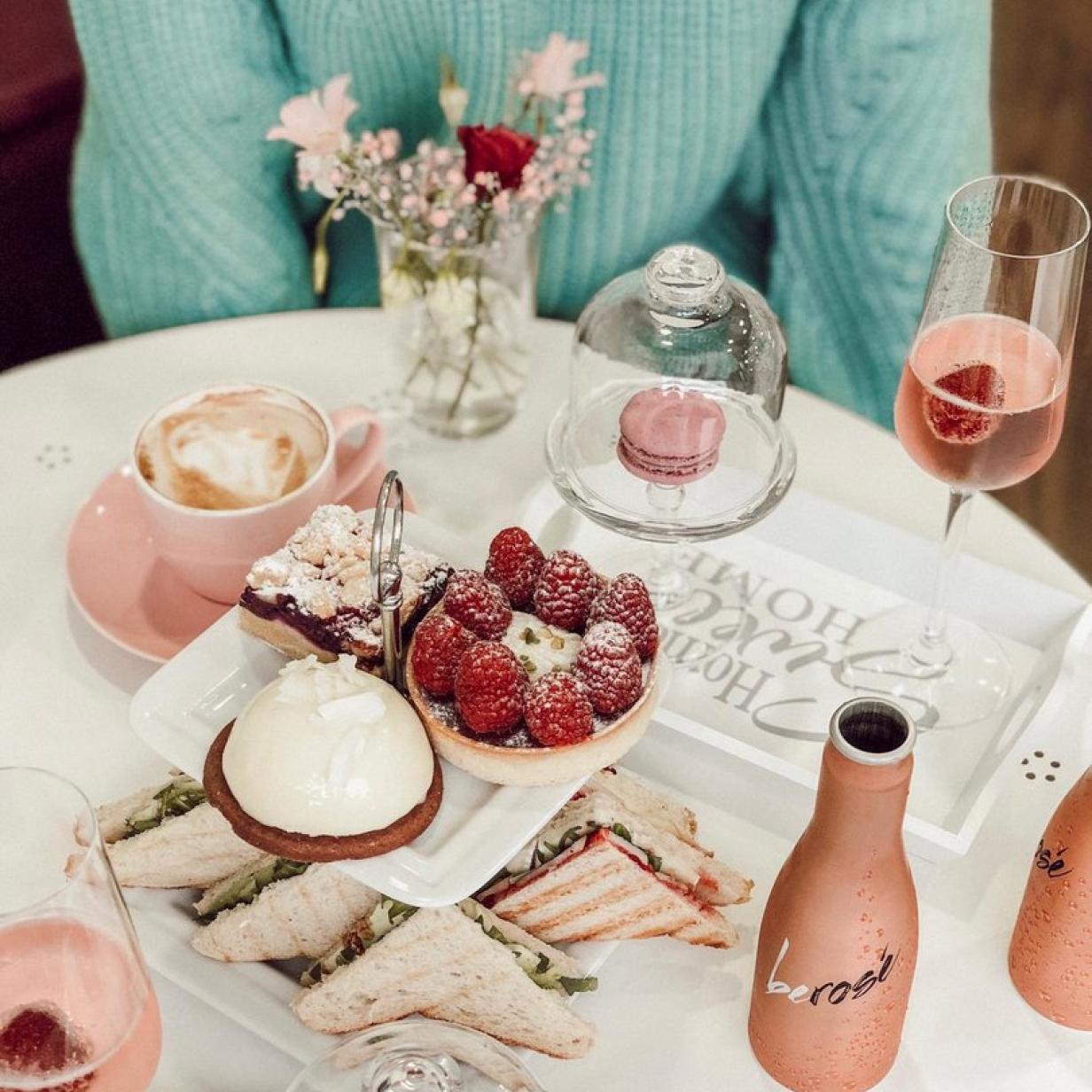 Top 5 süße Cafés: Hier werden Zuckergoscherln glücklich