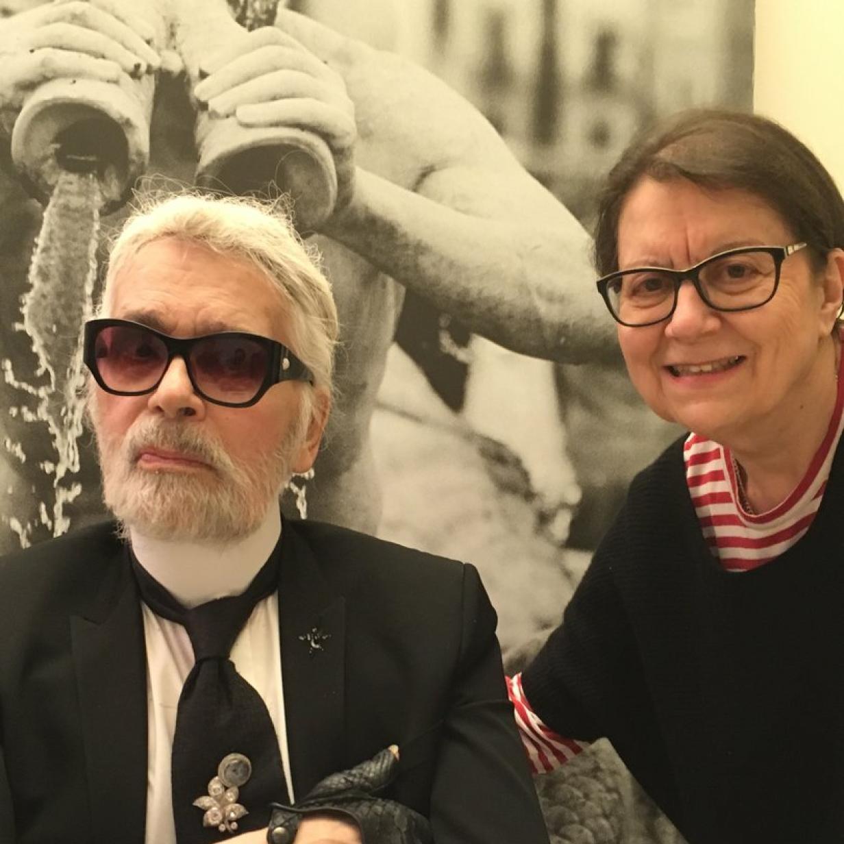 Brigitte R. Winkler: Leben für die Mode