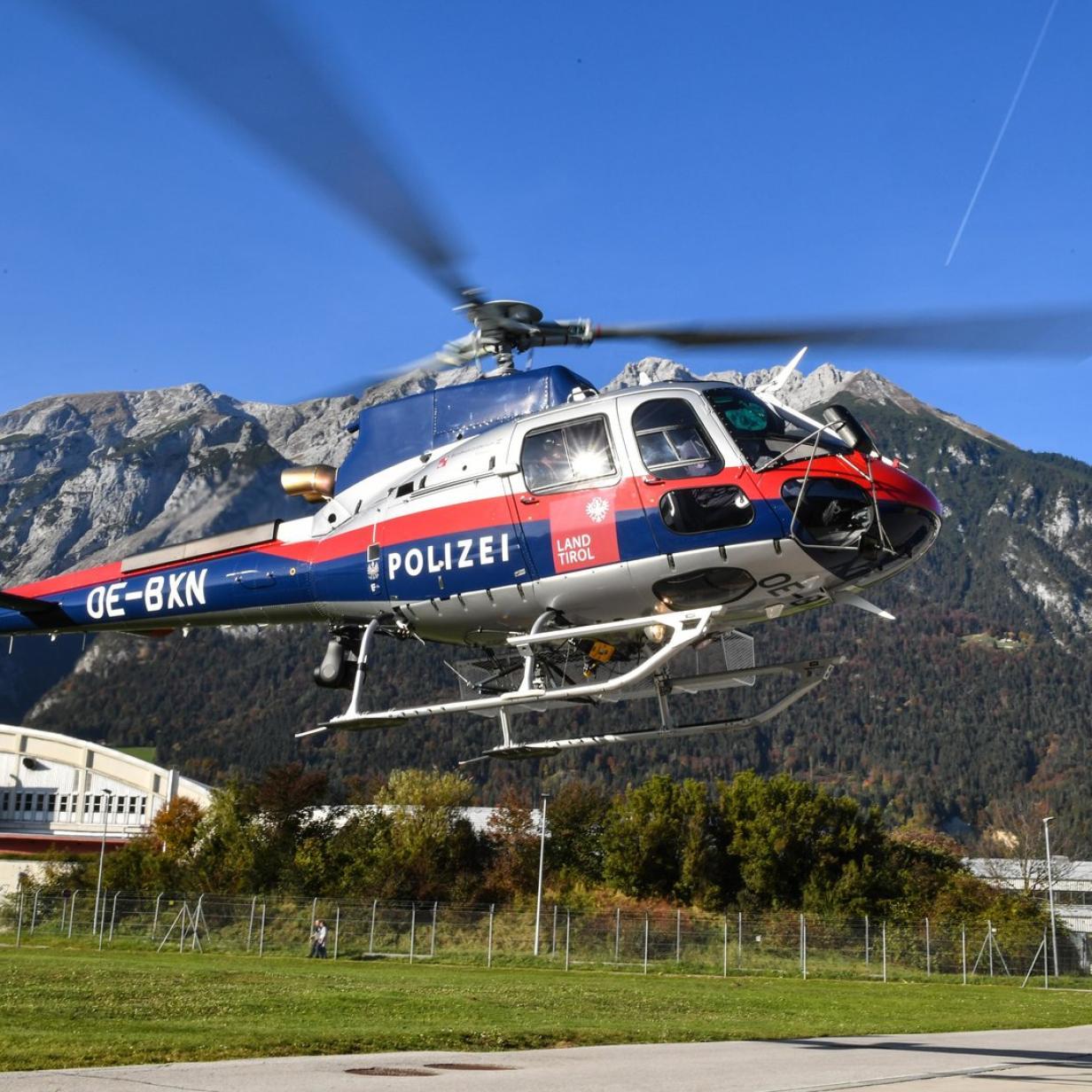 Ein Landes-Heli für das Hubschrauber-Land